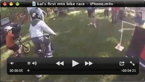 gopro kids mtb video